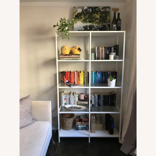 Used IKEA Vittsjo Sheving Unit for sale on AptDeco