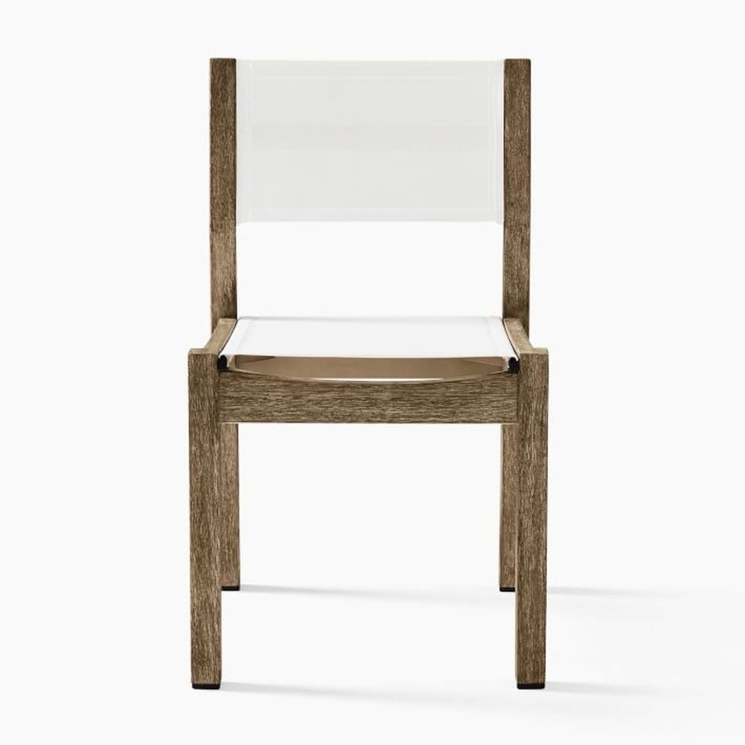 West Elm Portside Outdoor Textilene Dining Chair - image-3