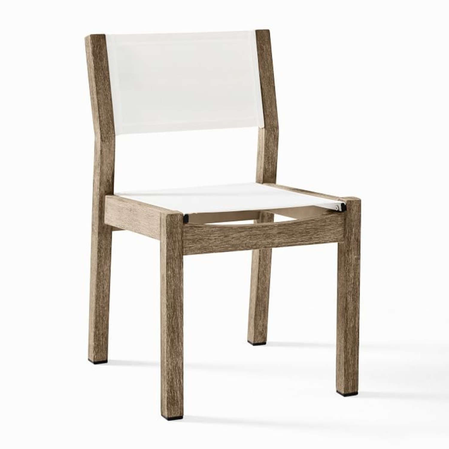 West Elm Portside Outdoor Textilene Dining Chair - image-1