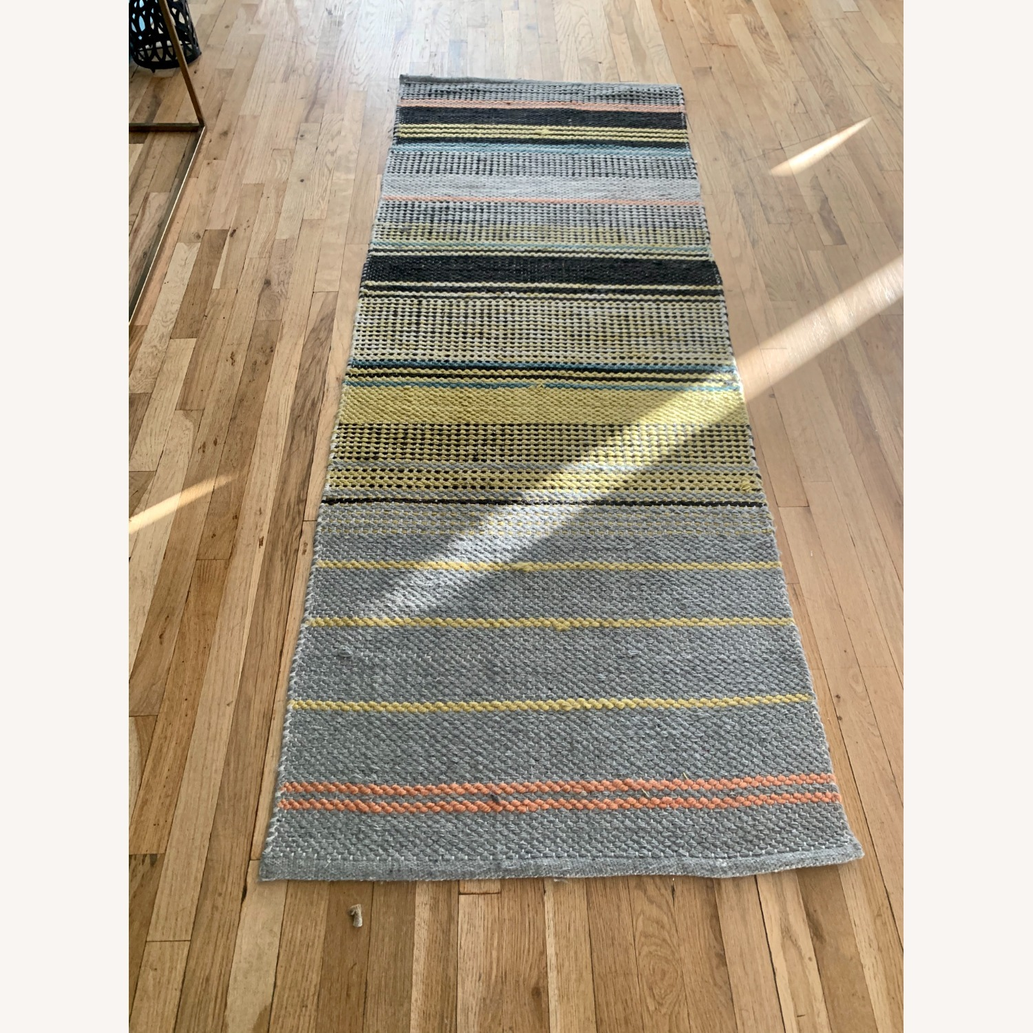 West Elm Ombre Pop In/Out Rug 2.5x7 (set of 3) - image-3
