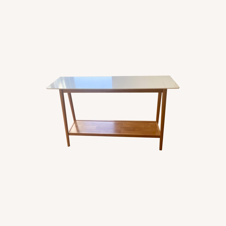 Wayfair Mid Modern Century Console Table - image-0