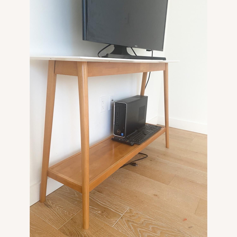 Wayfair Mid Modern Century Console Table - image-4