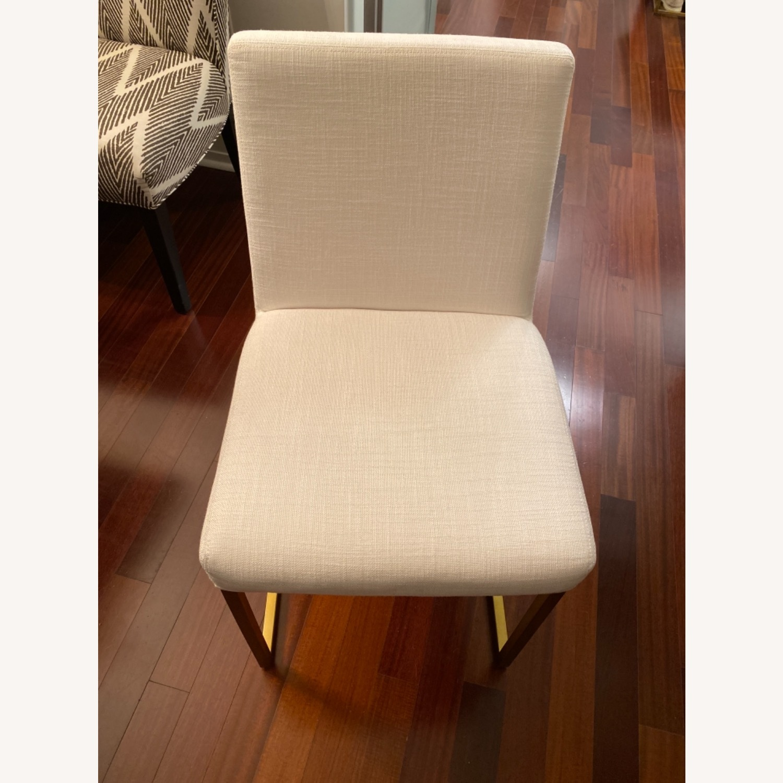 Restoration Hardware Emery Fabric Side Chairs - image-2