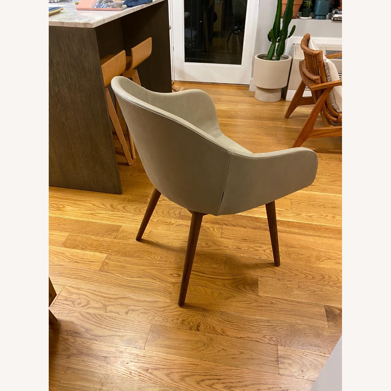 CB2 Venice Studio Grey Task /Office Chair - image-4