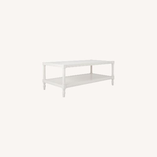 Used Safavieh Bela Coffee Table for sale on AptDeco