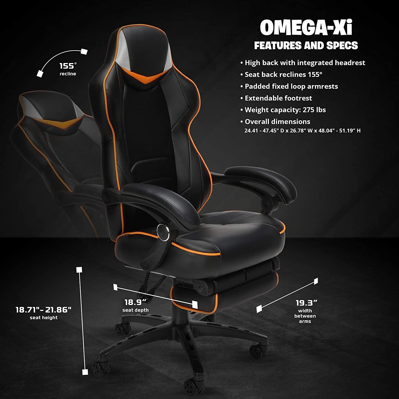 Omega Ergonomic Chair - image-3