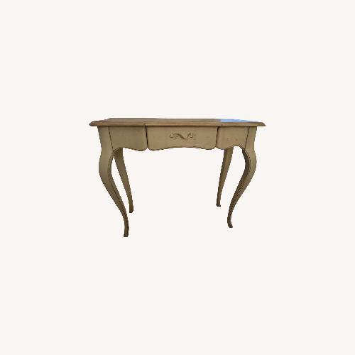 Used Ethan Allen 2016 Console Table for sale on AptDeco