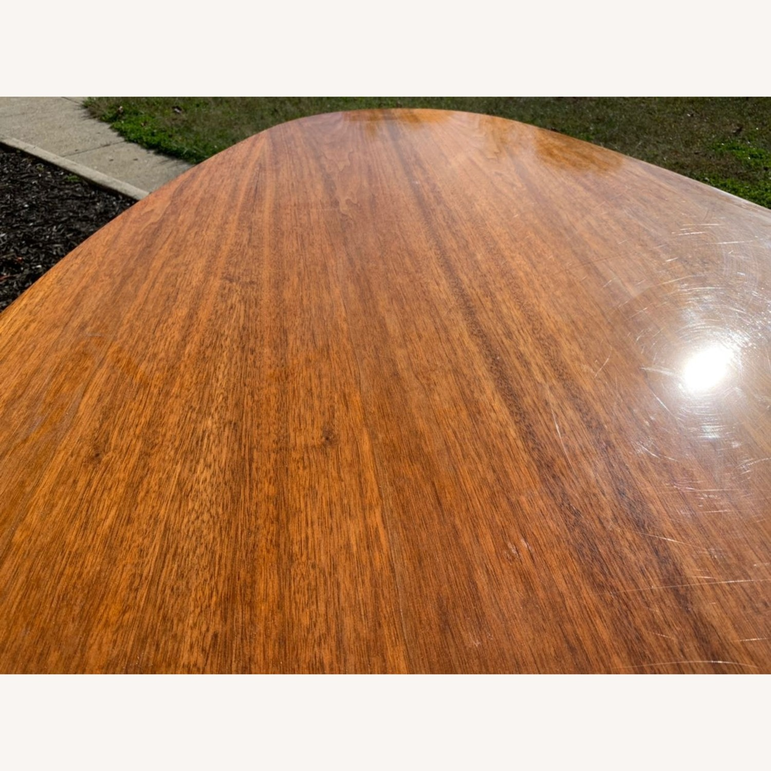 Custom Solid Wood Dining Table - image-3