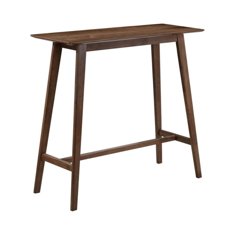3-Piece Mid-Century Style Bar Table/Stool Set - image-2