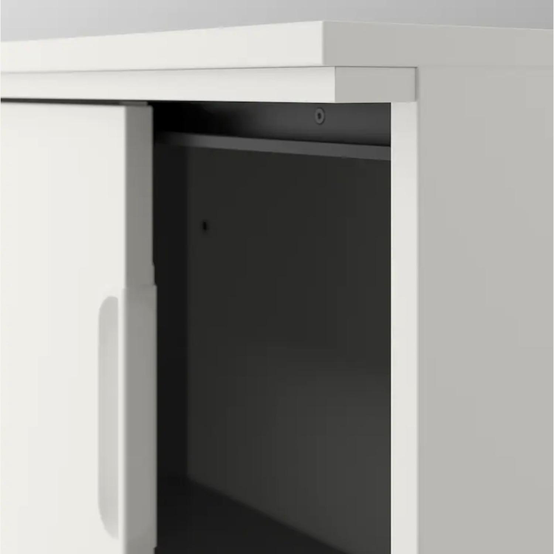 IKEA GALANT Cabinet with Sliding Doors - image-8