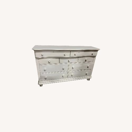 Used Stanley Furniture White Dresser for sale on AptDeco