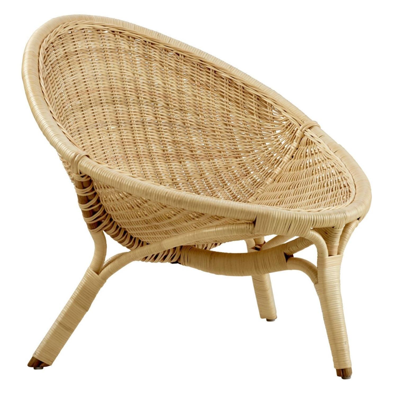Rana Lounge Chair by Nanna Ditzel, pair - image-1