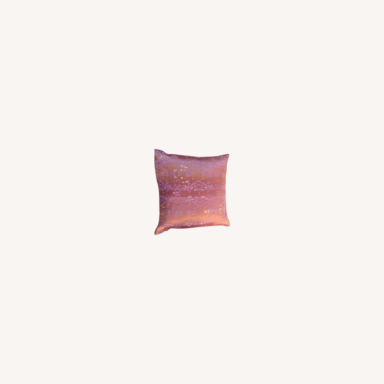 Beatwoven Silk Pillow - image-0