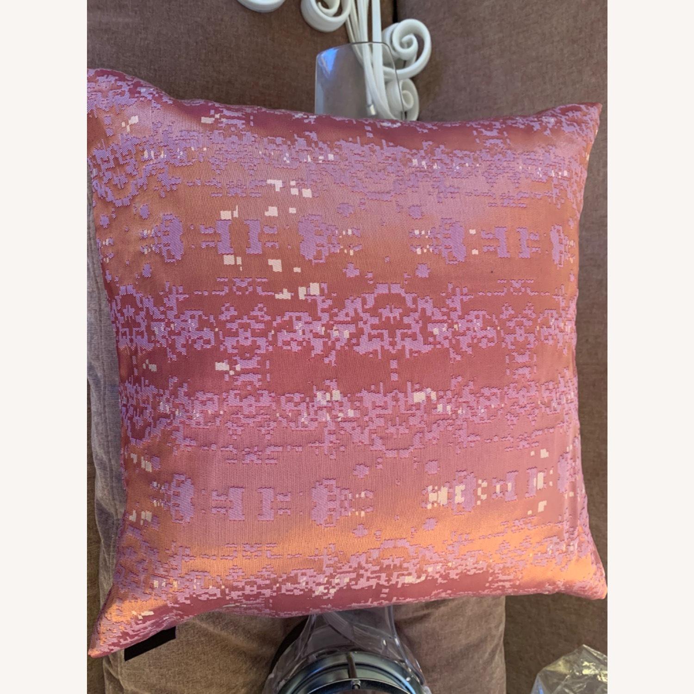 Beatwoven Silk Pillow - image-1
