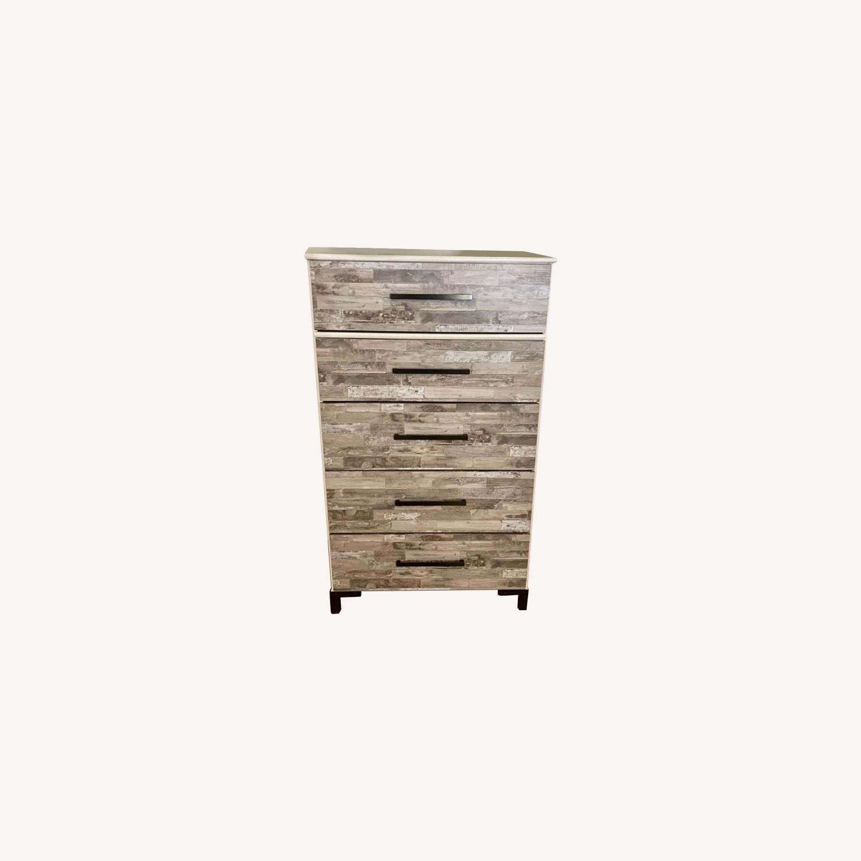 Ashley Furniture 5 Drawer Dresser - image-0