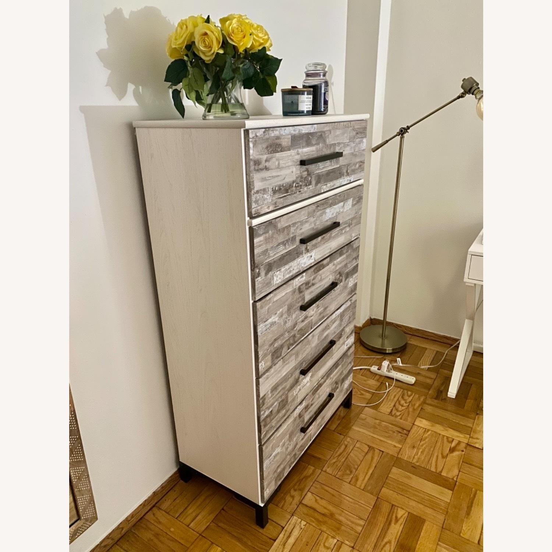 Ashley Furniture 5 Drawer Dresser - image-2
