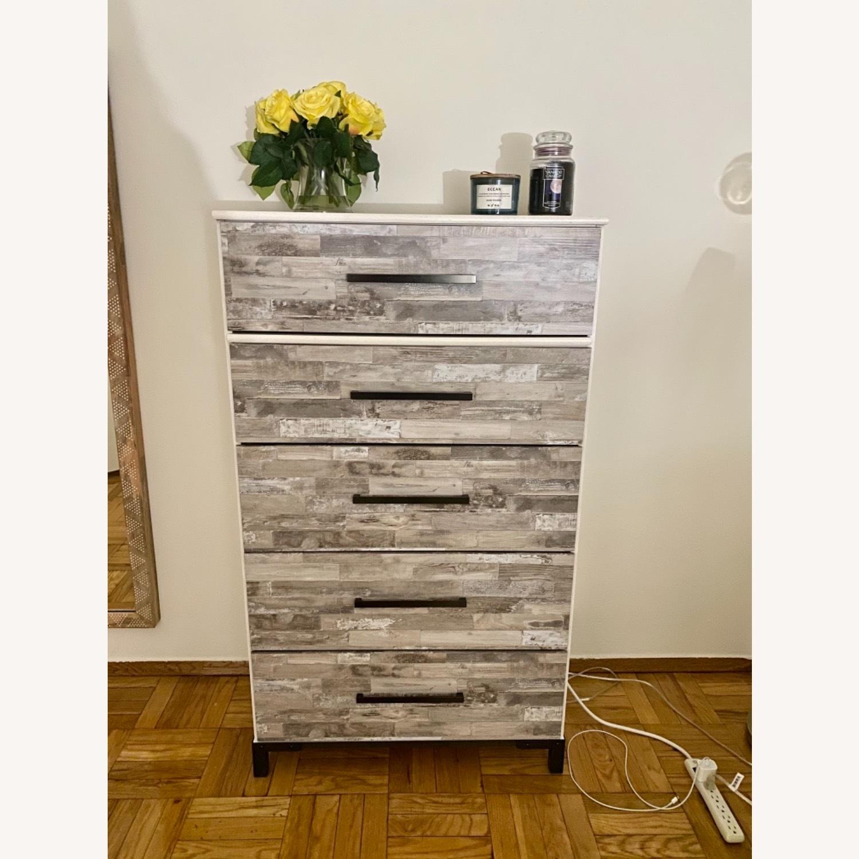 Ashley Furniture 5 Drawer Dresser - image-1