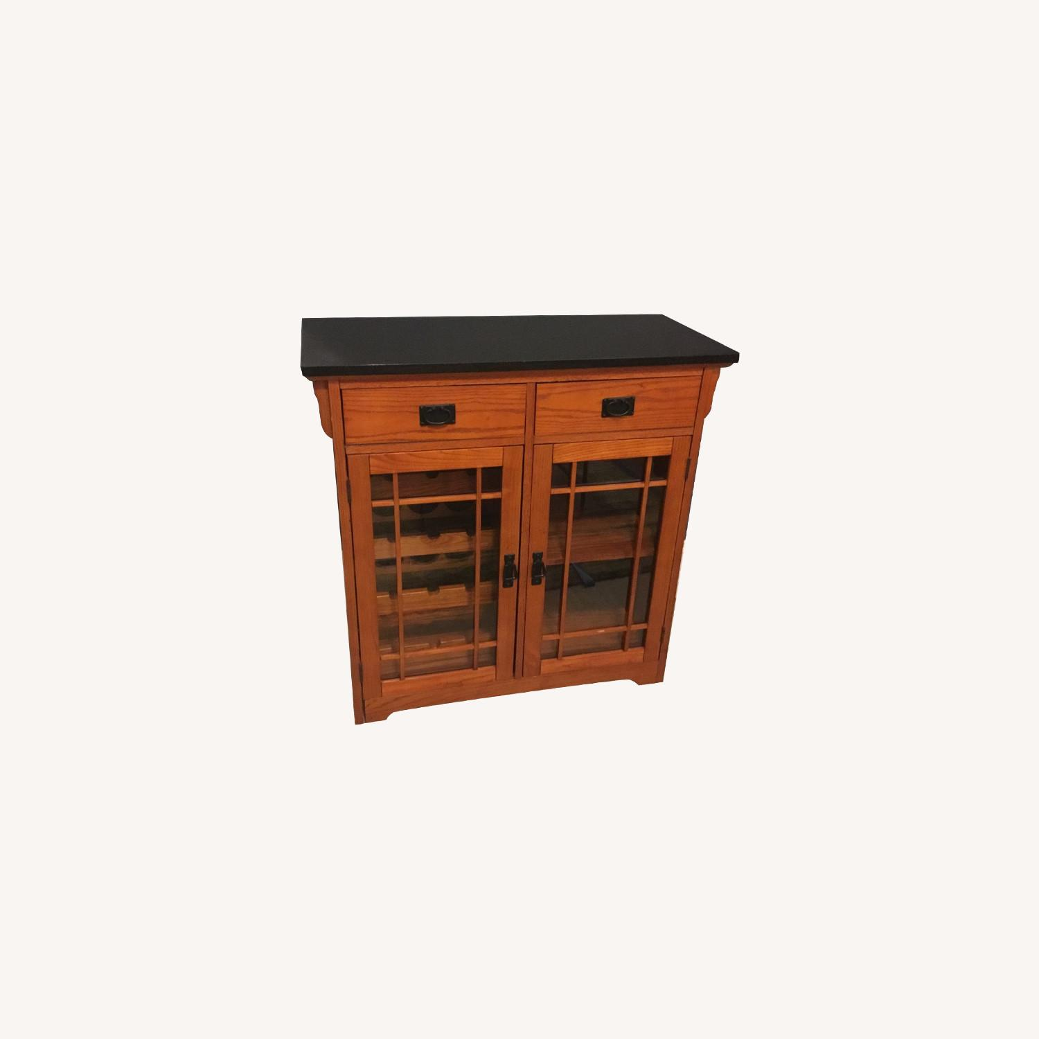 Bar with Storage - image-0