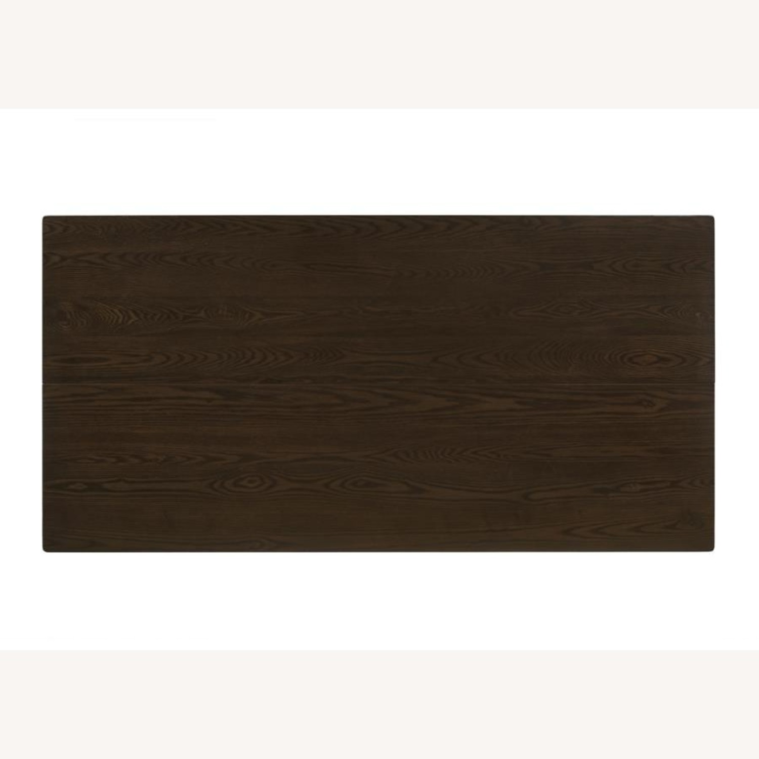 Counter Table In Brown W/ Table Top Drop Down - image-1