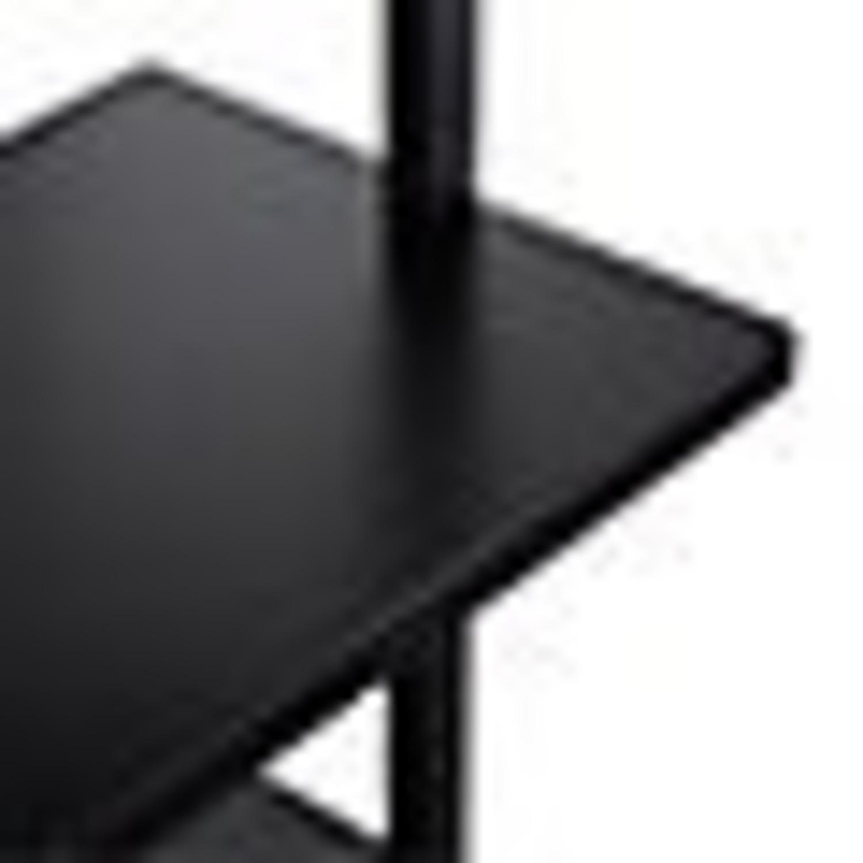CB2 Modern Black Tall Bookshef - image-3