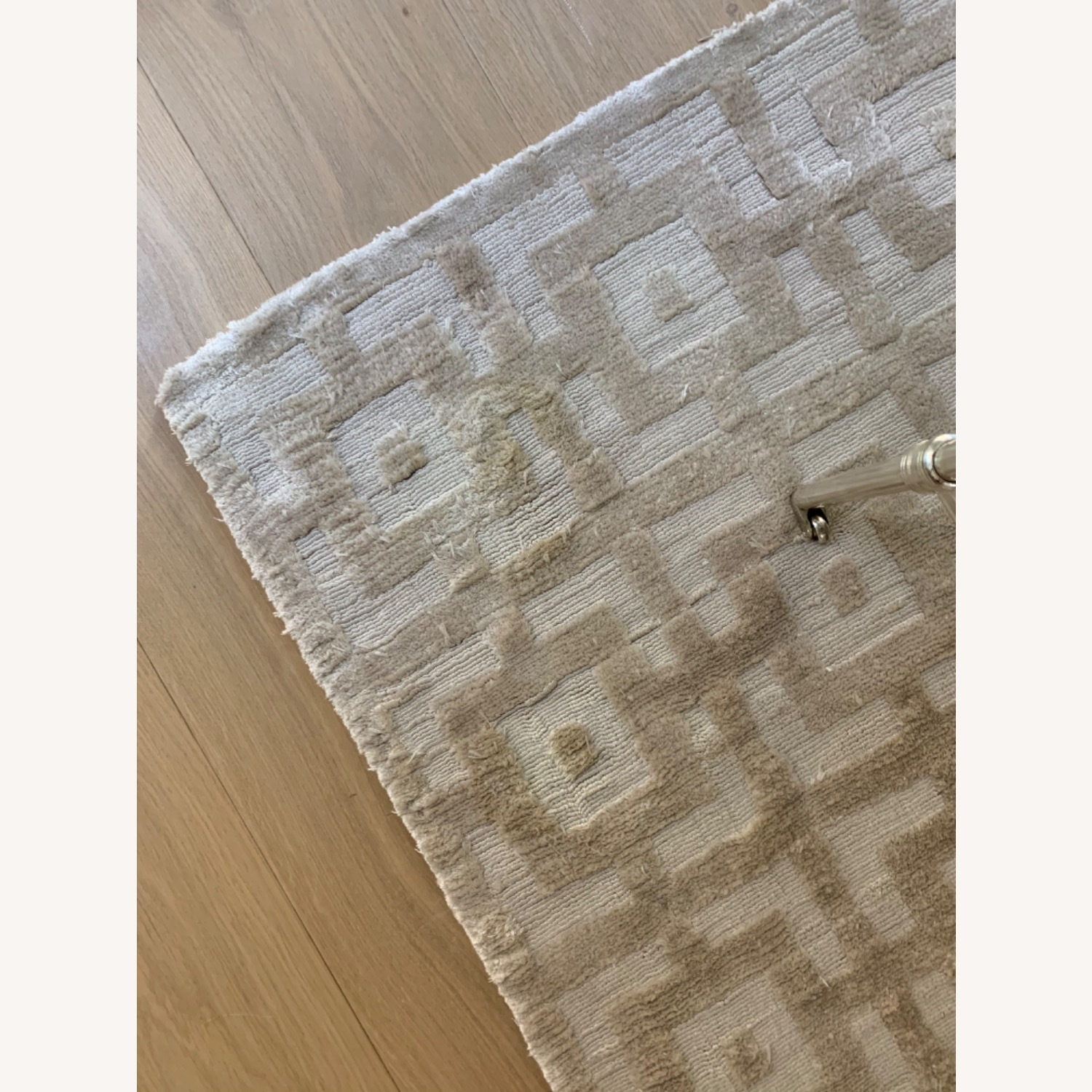 Eichholtz Reeves Carpet in Ivory - image-4
