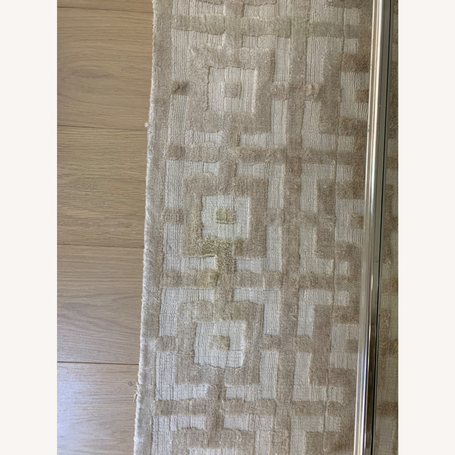 Eichholtz Reeves Carpet in Ivory - image-2
