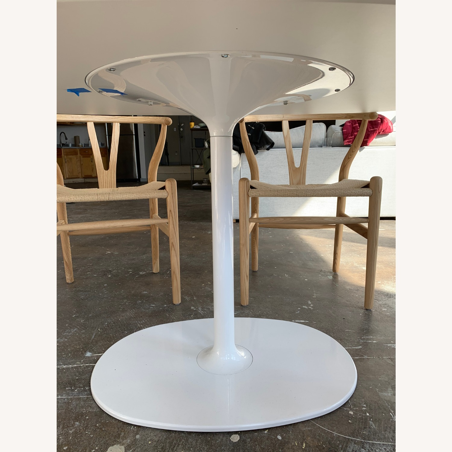 Design With In Reach Saarinen Dining Table - image-2