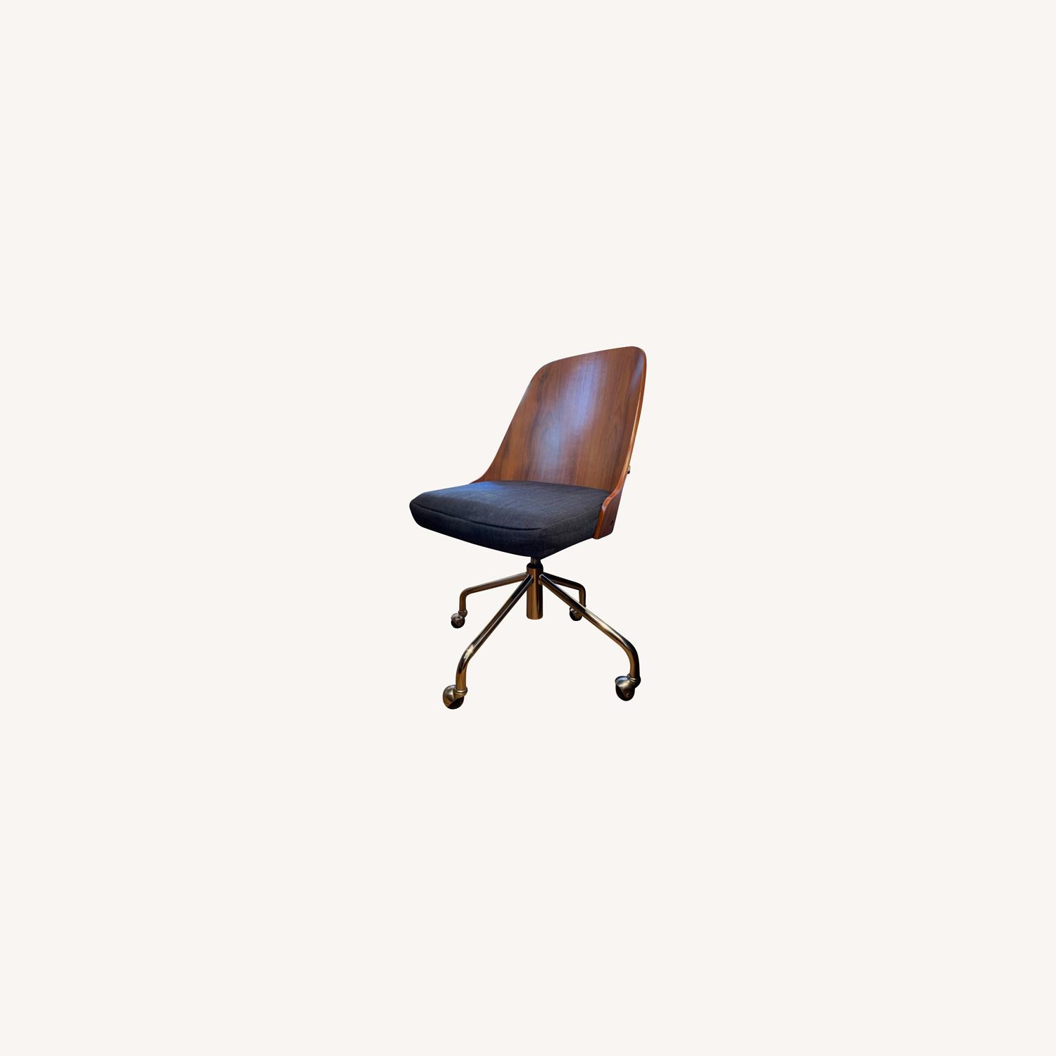 West Elm Bentwood Office Chair - image-0