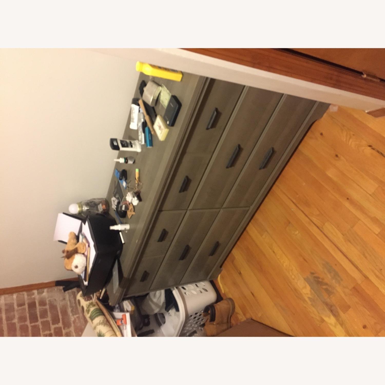 Wayfair 6 Drawer Double Dresser - Grey Maple - image-1
