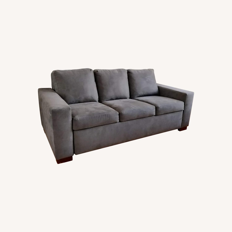 Macy's Queen Sleeper Sofa Bed - image-0