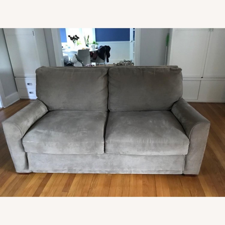Macy's Sofa Bed Queen Size - image-7