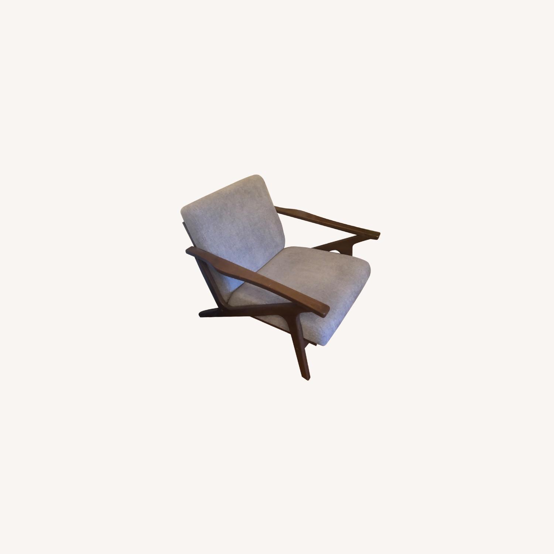 AllModern Mid-Century Modern Lounge Chair - image-0