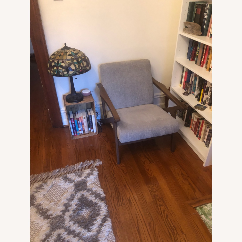 AllModern Mid-Century Modern Lounge Chair - image-5