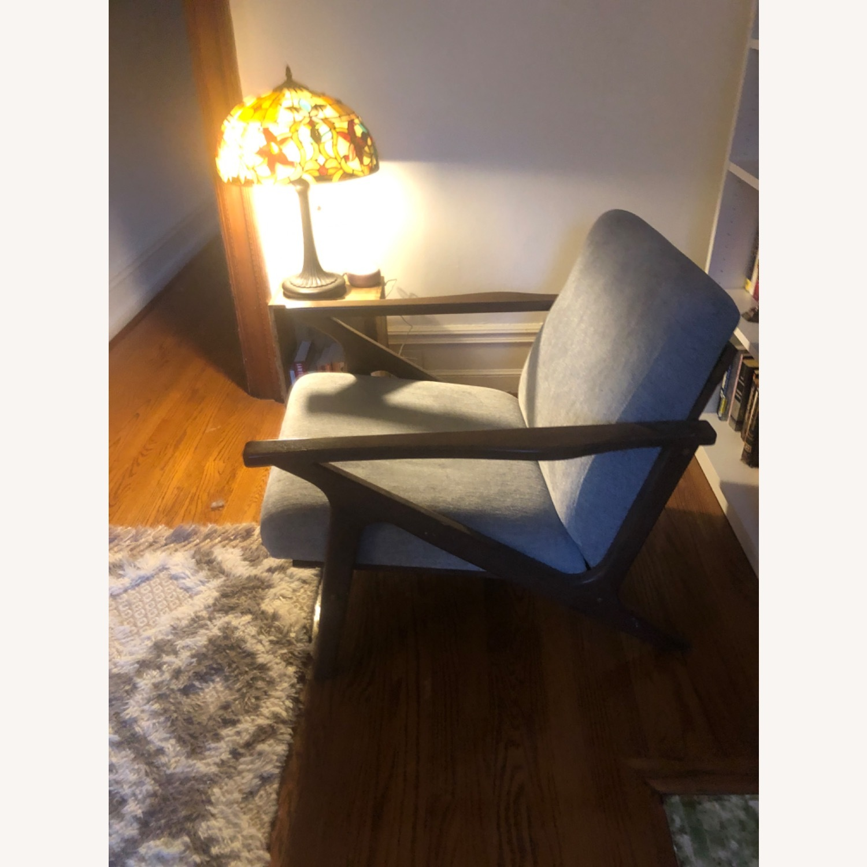 AllModern Mid-Century Modern Lounge Chair - image-4
