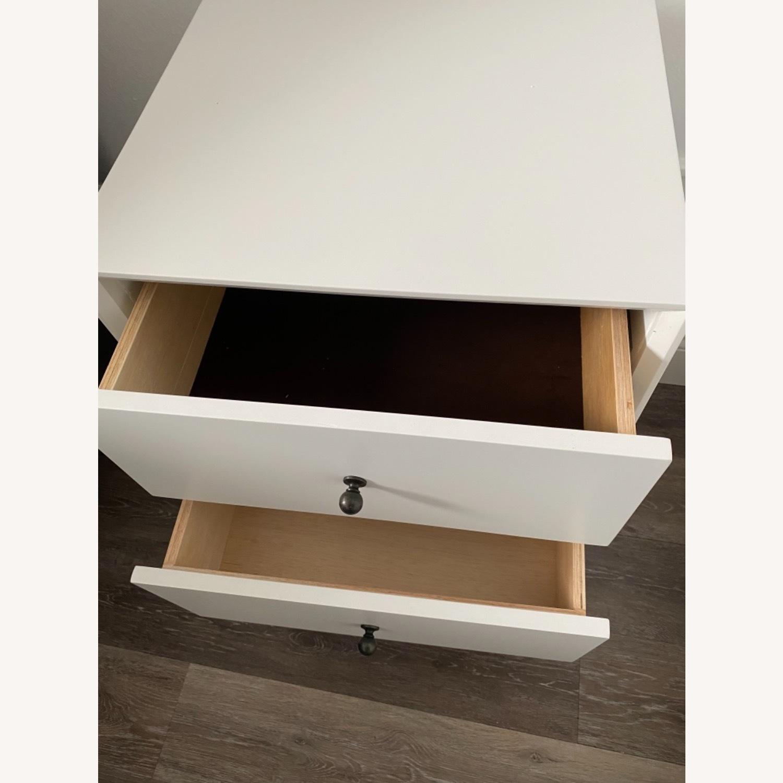 Wayfair White Wood Nightstand Set - image-3