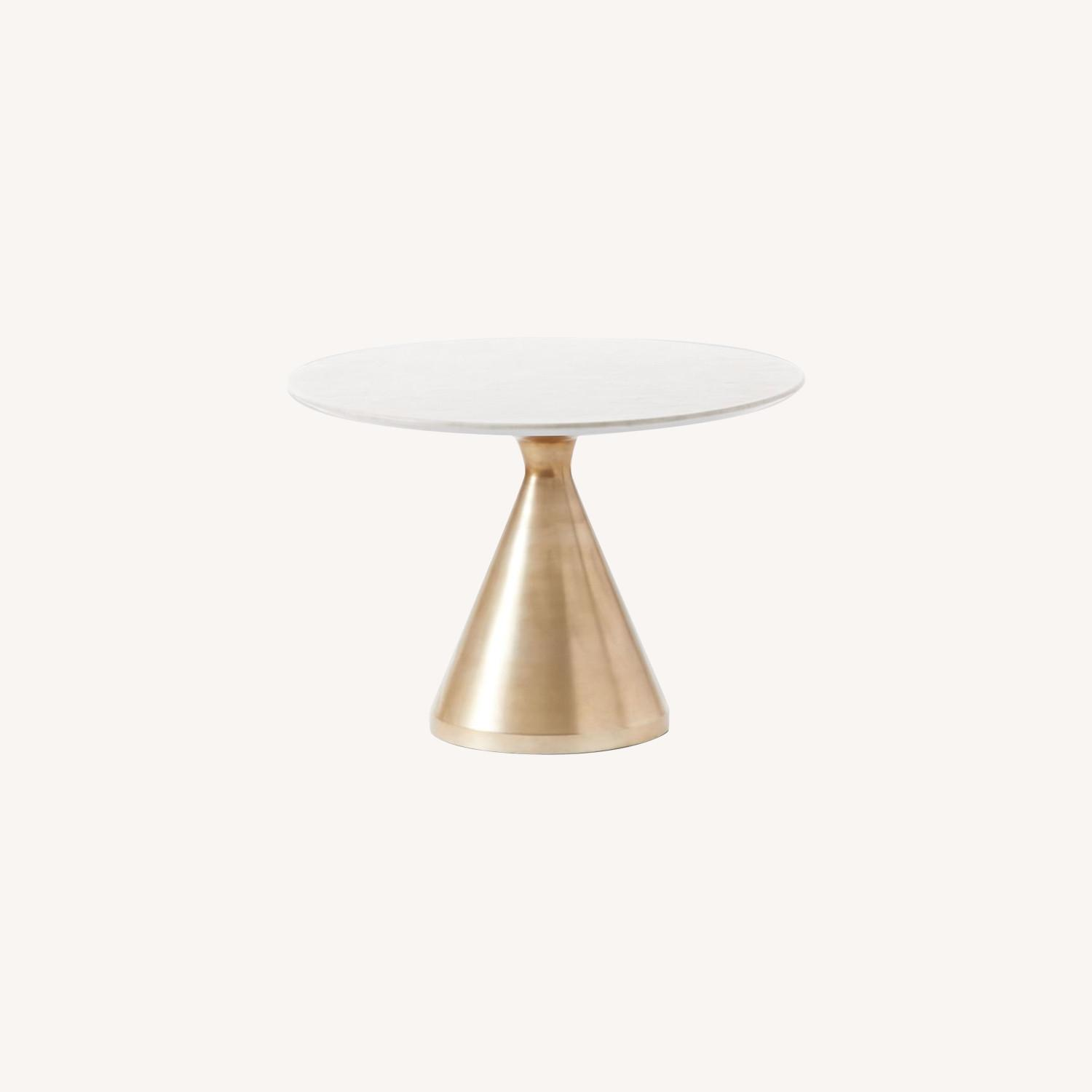West Elm Silhouette Table Base - image-0