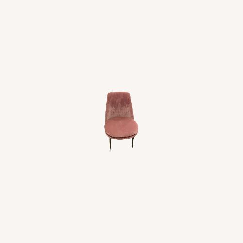 Used West Elm Finley Low Back Dining Chair for sale on AptDeco