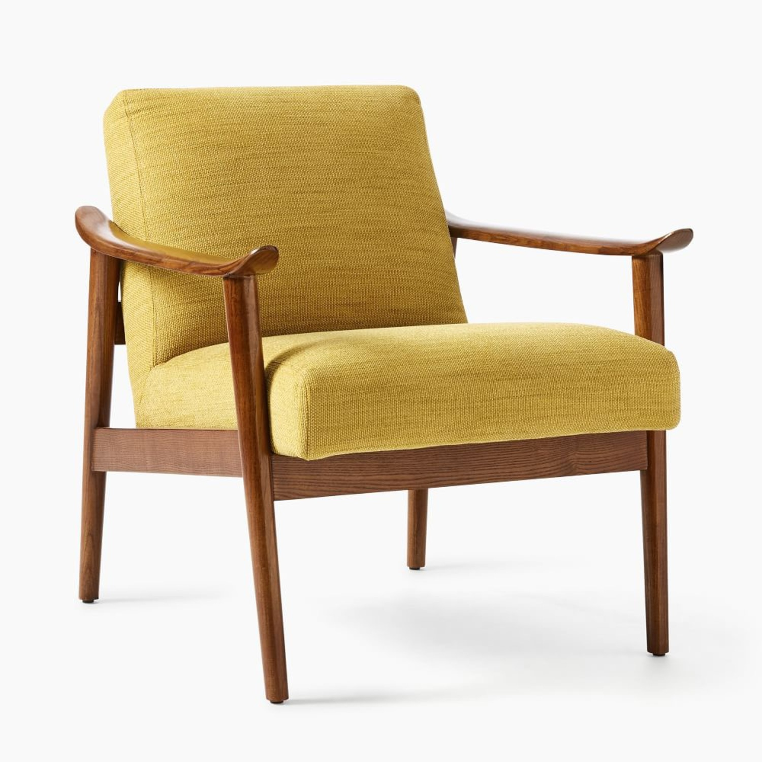 West Elm Mid Century Show Wood Chair - image-1