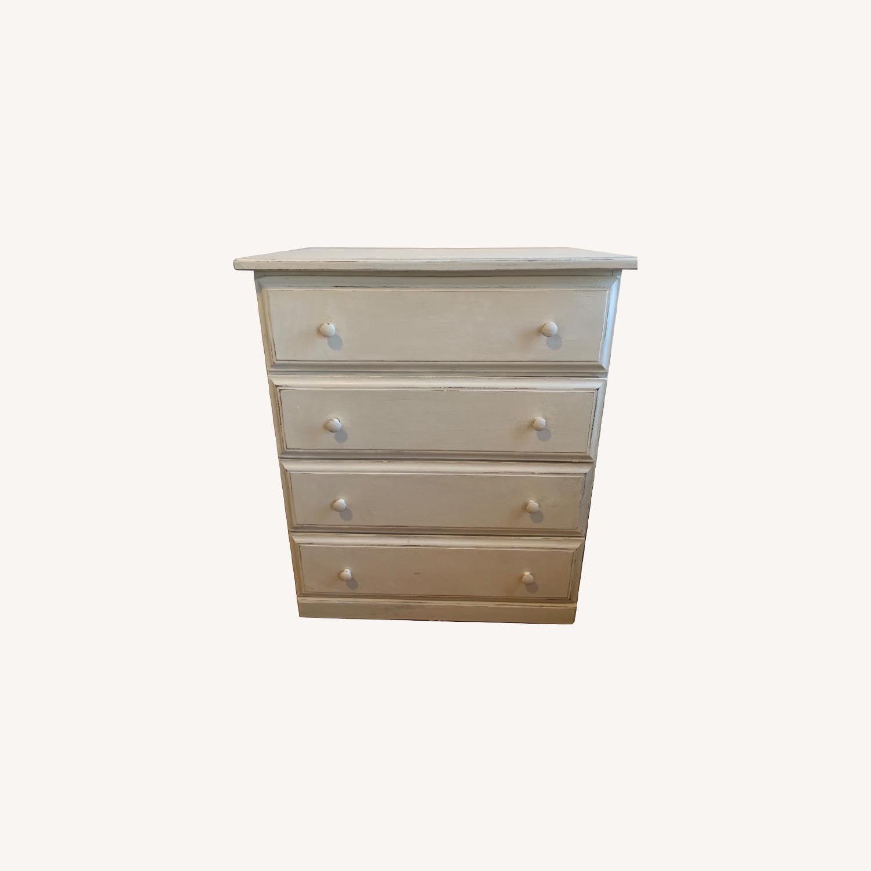 Chalk Painted Dresser - image-0