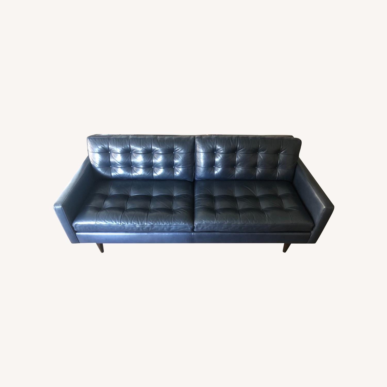 Crate and Barrel Sofa - image-0