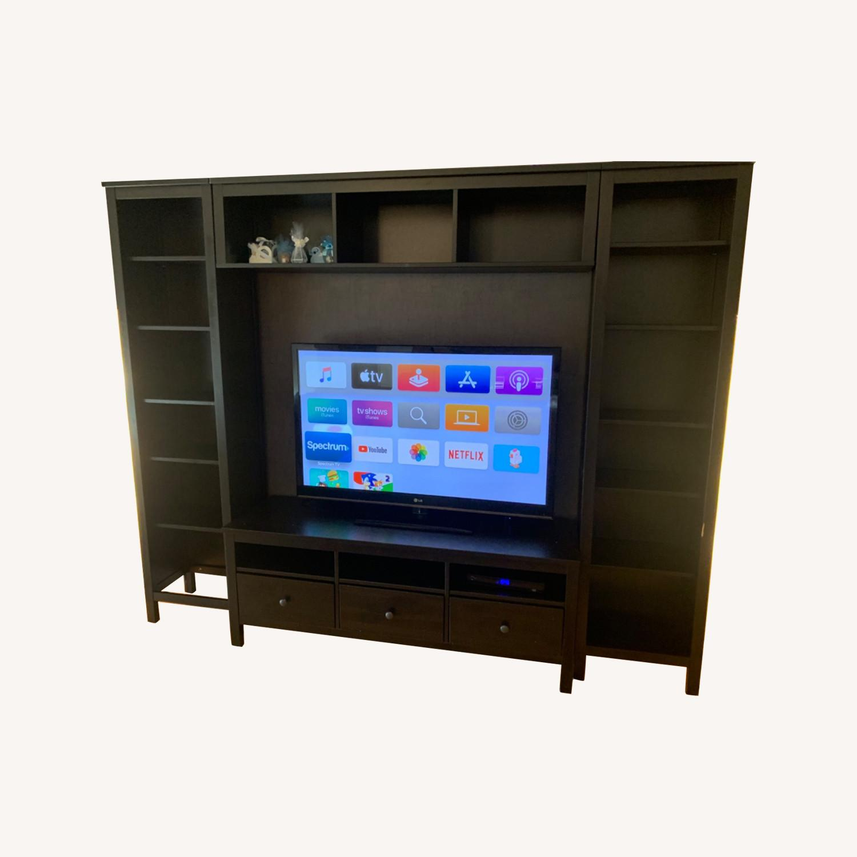 IKEA TV Storage Combination - image-0