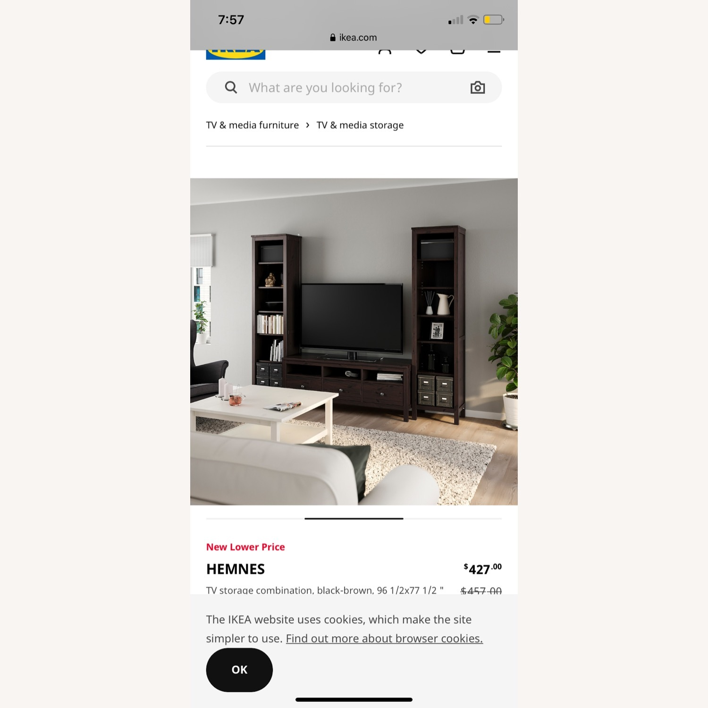 IKEA TV Storage Combination - image-1