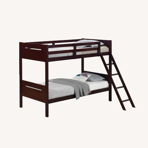 Berg Furniture Twin Over Full Bunk Bed With Stairs Aptdeco