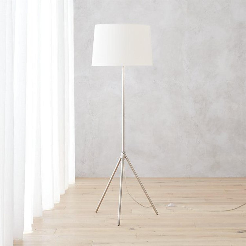 CB2 Saturday Floor Lamp - image-1