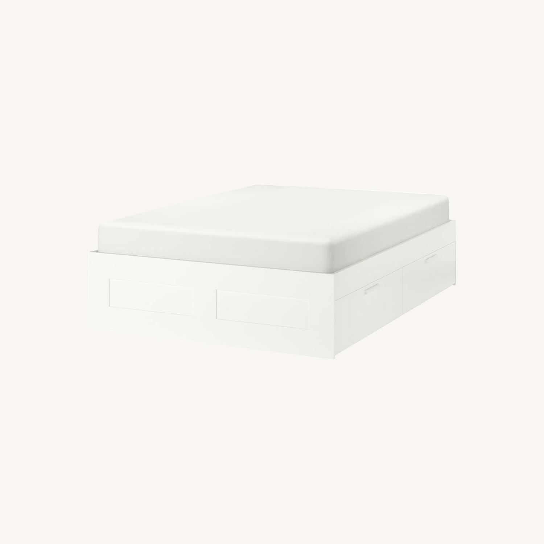 IKEA Queen Bed - image-8