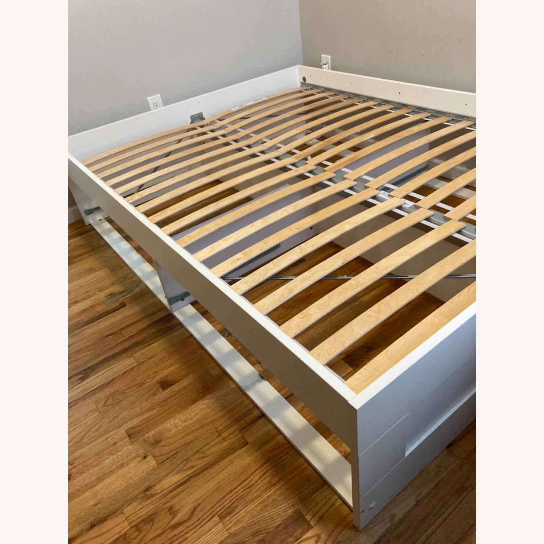 IKEA Queen Bed - image-10