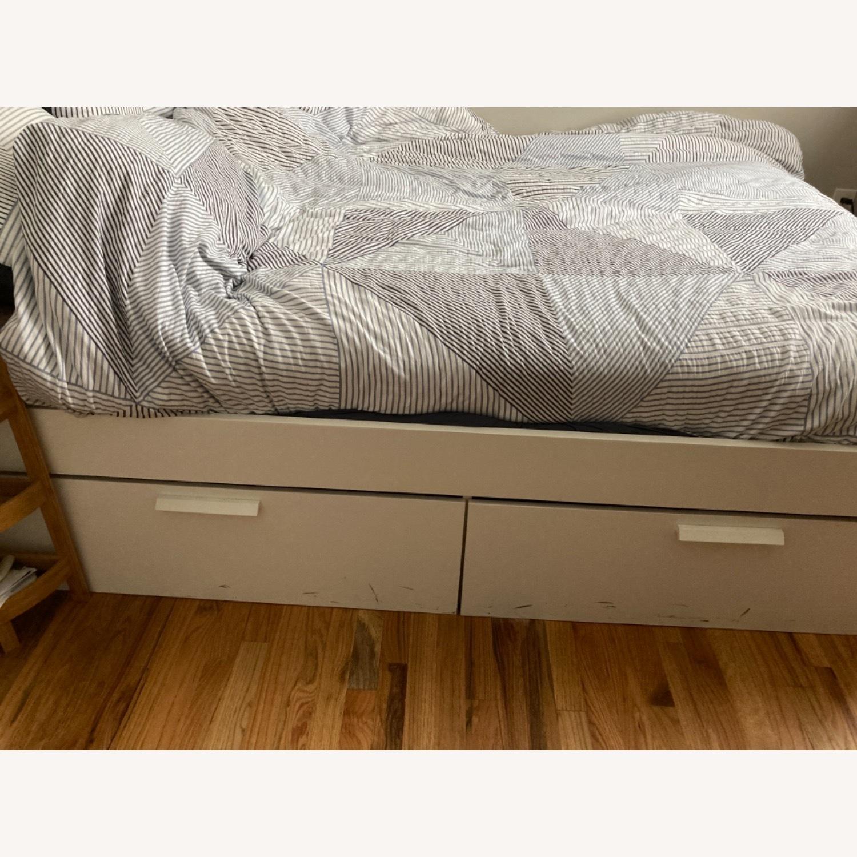IKEA Queen Bed - image-7