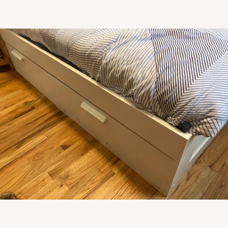 IKEA Queen Bed - image-2