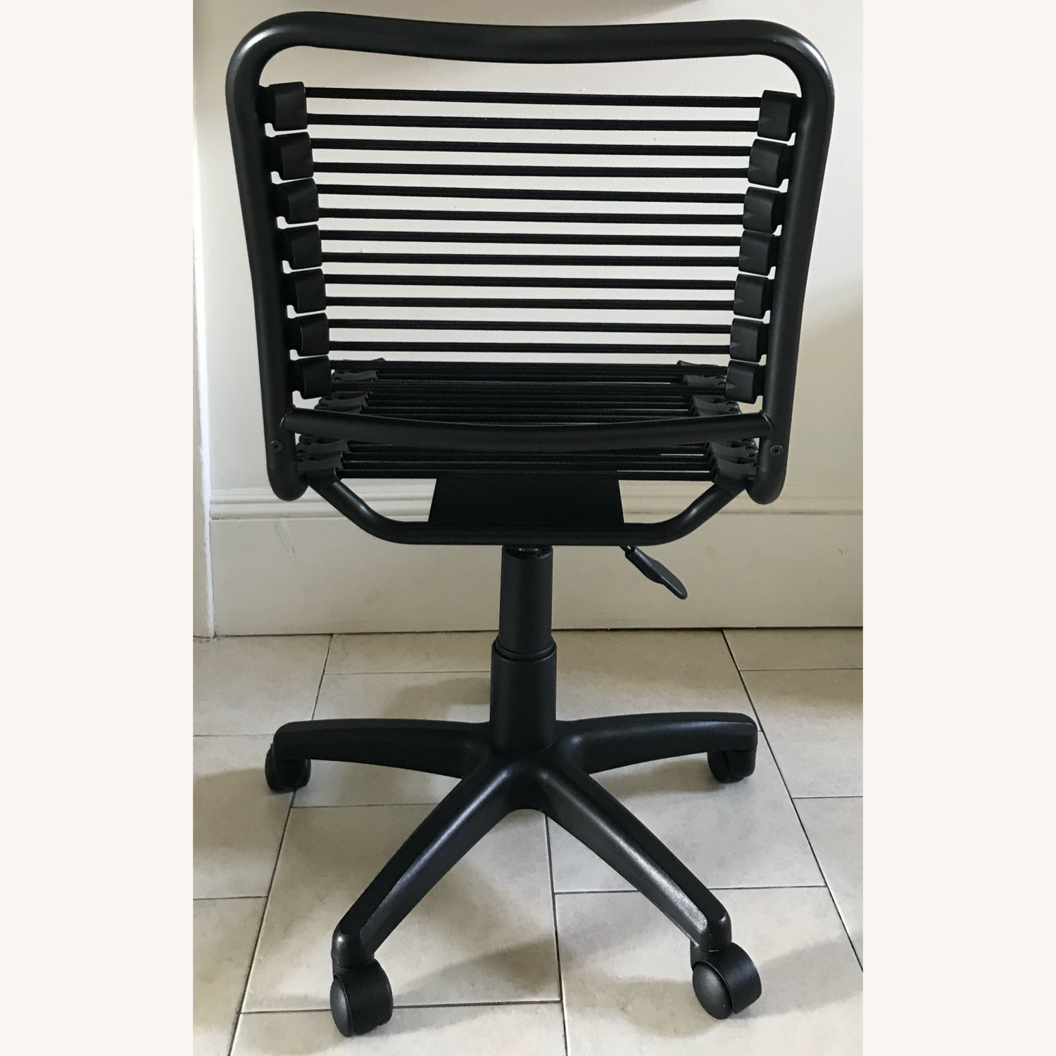Black Bungee Office / Desk Chair - image-2