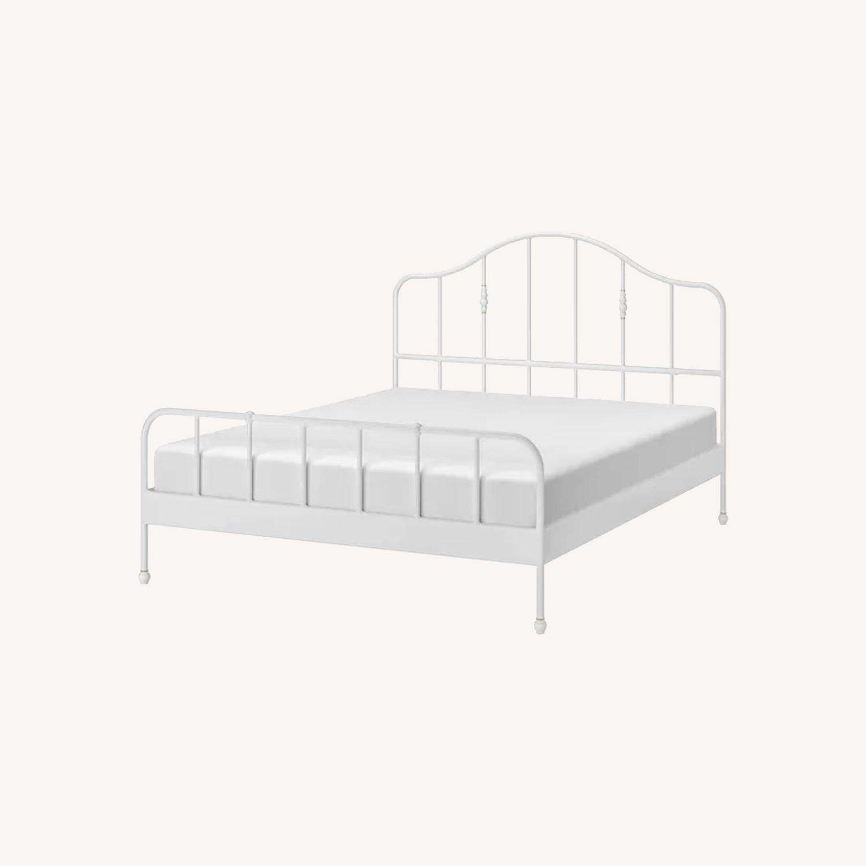 IKEA SAGSTUA Bed Frame - image-0